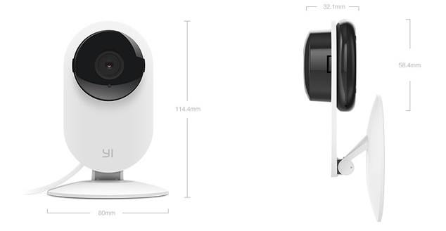 Camera IP Xiaomi Yi HD 720P