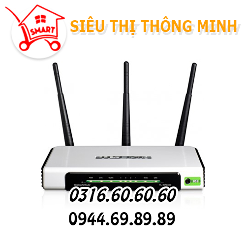 Bộ phát Wifi TP - LINK TL - WR941ND - 300M Wireless N Router
