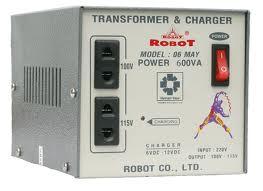 ĐỔI NGUỒN ROBOT 1KVA
