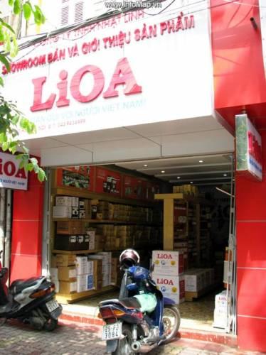 cửa hàng lioa