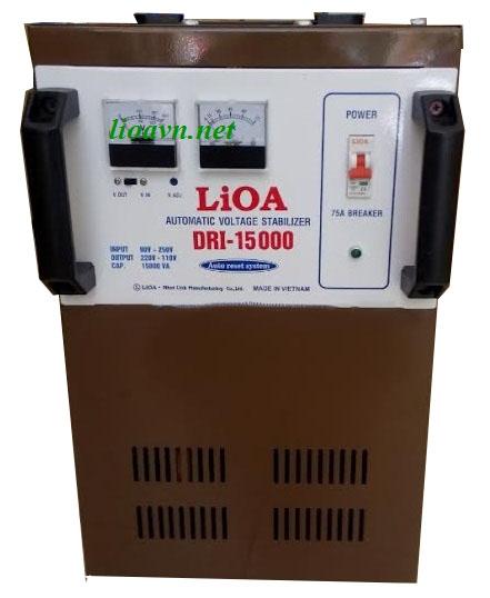 ổn áp lioa 15kva dri-15000,lioavn.net