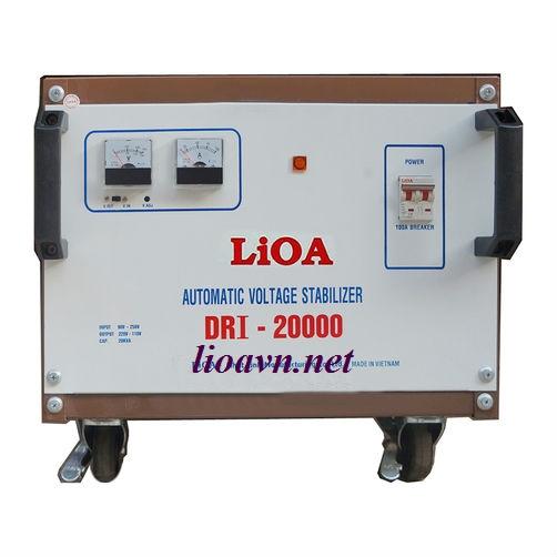 ổn áp lioa 20kva DRI-20000-lioavn.net