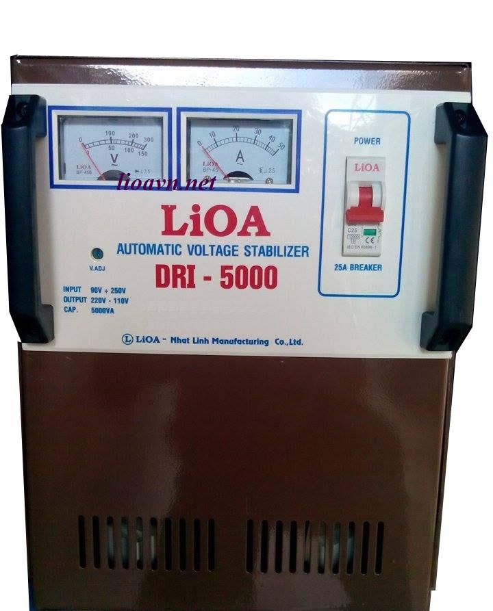lioa 5kva DRI-5000-lioavn.net