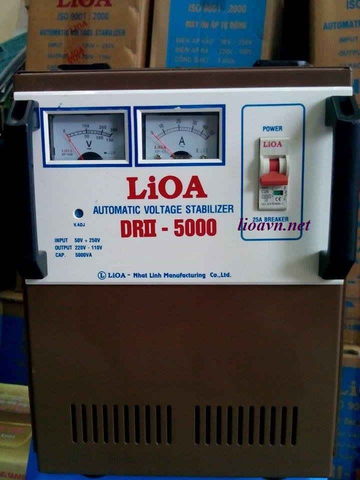 lioa 5kva DRII 5000-lioavn.net