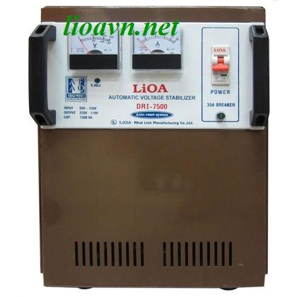 ổn áp lioa 7,5kva DRI-7500 - lioavn.net.