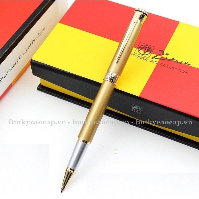 Bút ký cao cấp Picasso PS-903 màu vàng