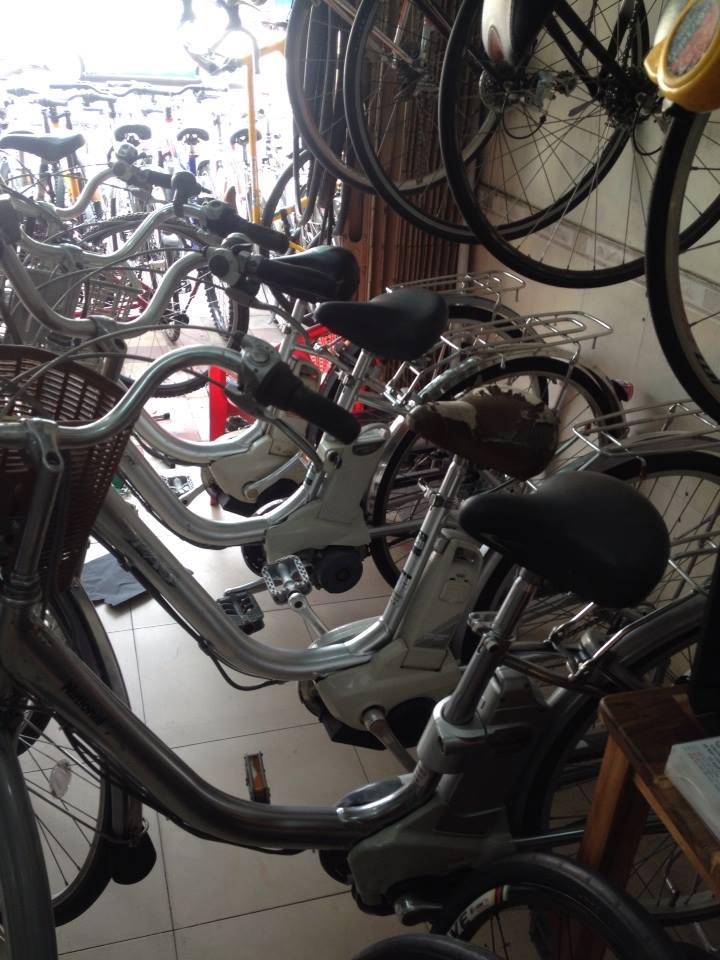 Chuyên cung cấp sỉ và lẻ xe đạp Nhật hàng bãi