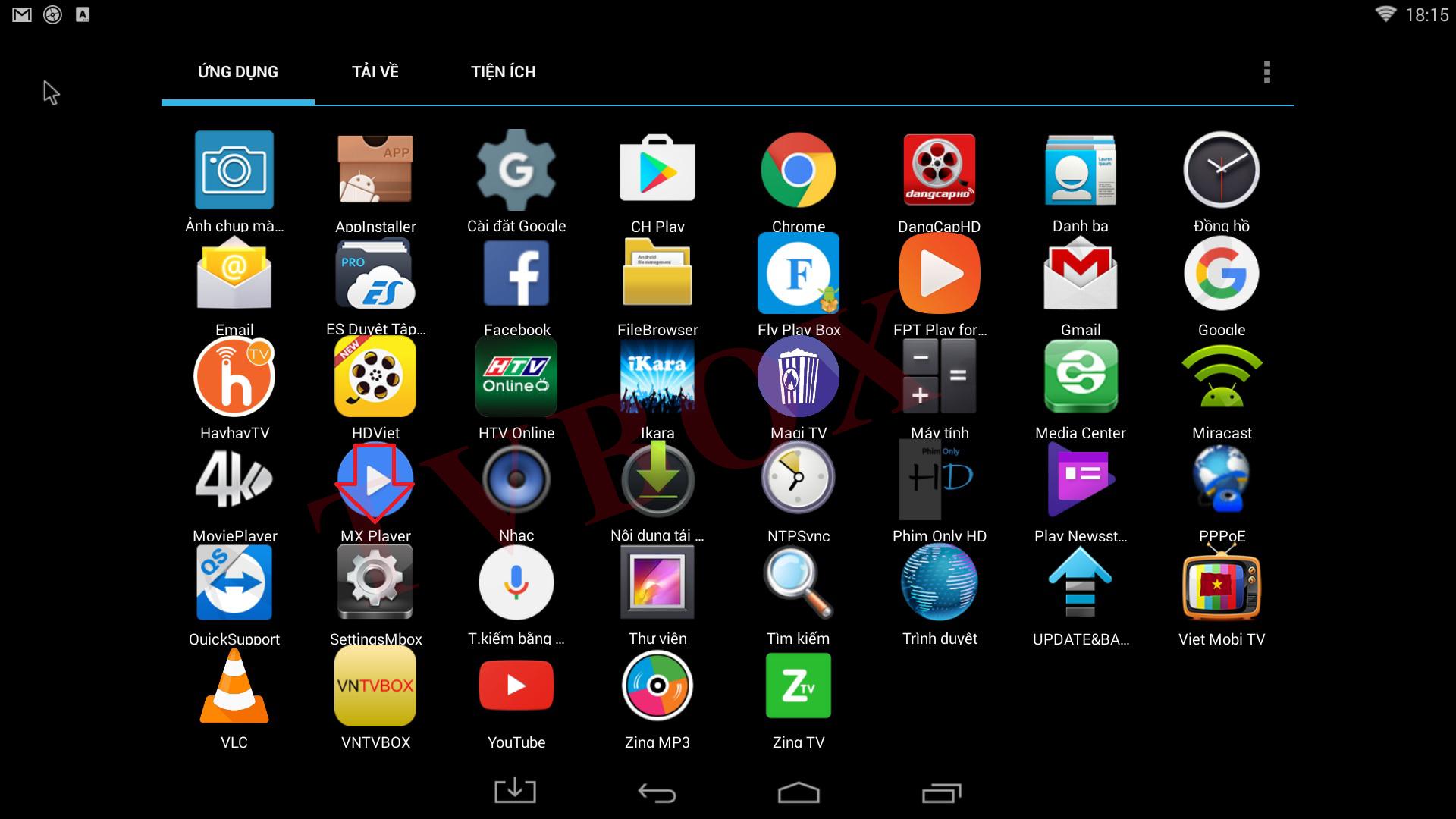 Cách khắc phục lỗi không có âm thanh khi sử dụng Android Tv Box