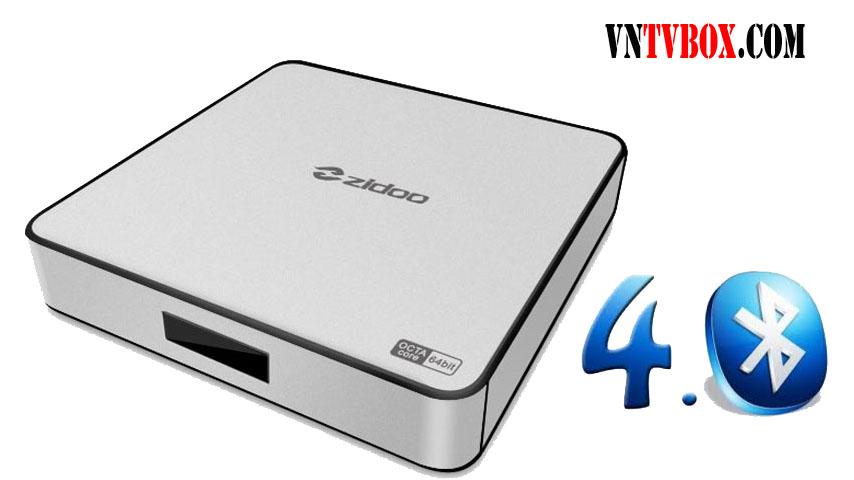 Những thương hiệu TV BOX sử dụng Bluetooth chuẩn 4.0 tốt nhất hiện nay