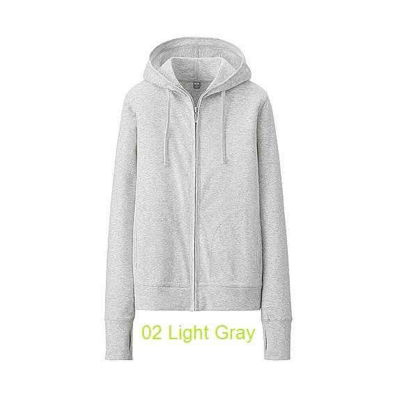 ao chong nang uniqlo 02 light gray