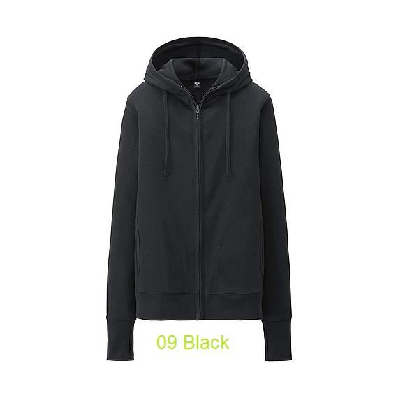 uniqlo uv cut 09 black