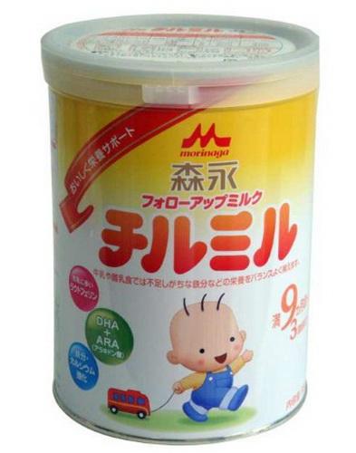 Sữa morinaga số 9 dành cho bé tư 9 đến 36 tháng