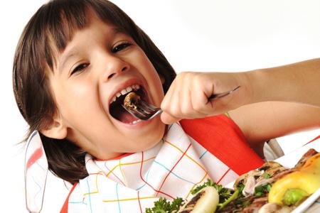 Pediakid ăn ngon