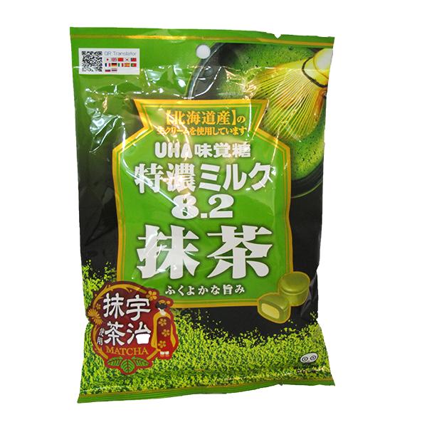 kẹo trà xanh UHA Nhật 4902750819269