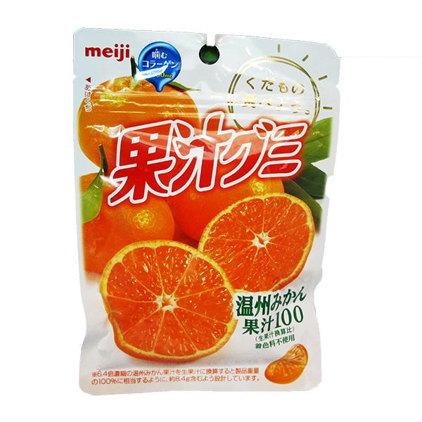 kẹo dẻo meiji collagen Nhật 4902777079677