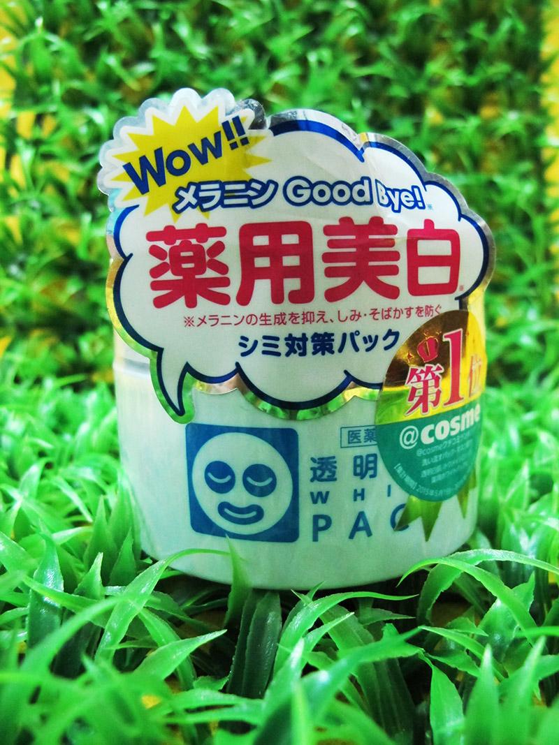 Mặt nạ White Pack Ishizawa trắng da