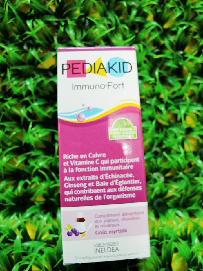 Pediakid Immuno-Fort tăng miễn dịch