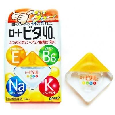 thuốc nhỏ mắt Nhật 4987241100521