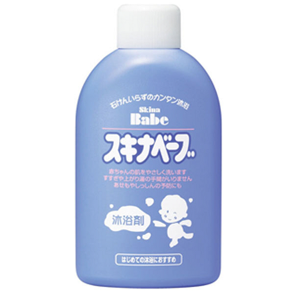 Sữa tắm trị rôm sảy Nhật