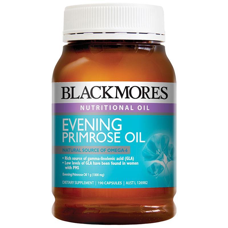9300807238325 Blackmores Evening Primrose Oil 190 viên