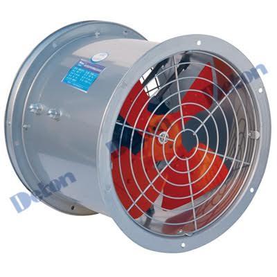 Quạt thông gió hướng trục Deton SBF (Chống cháy nổ)