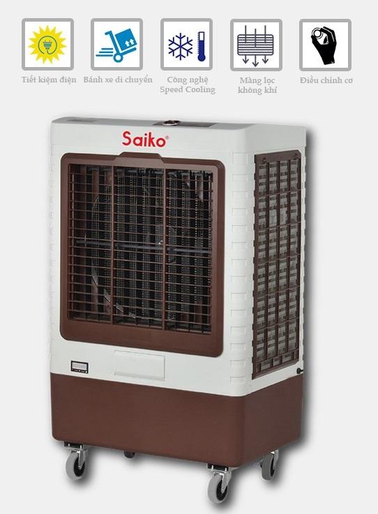 Máy làm mát không khí Saiko EC-4500C