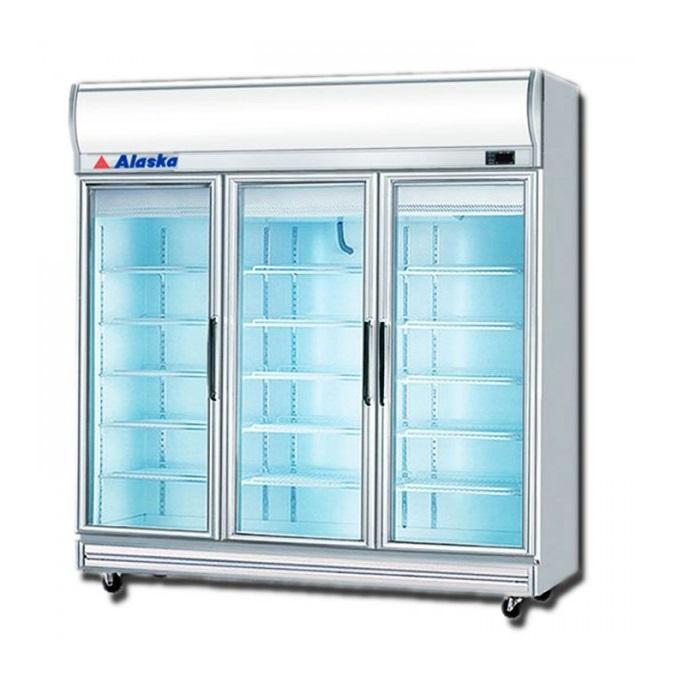 Tủ mát Alaska G1500D3