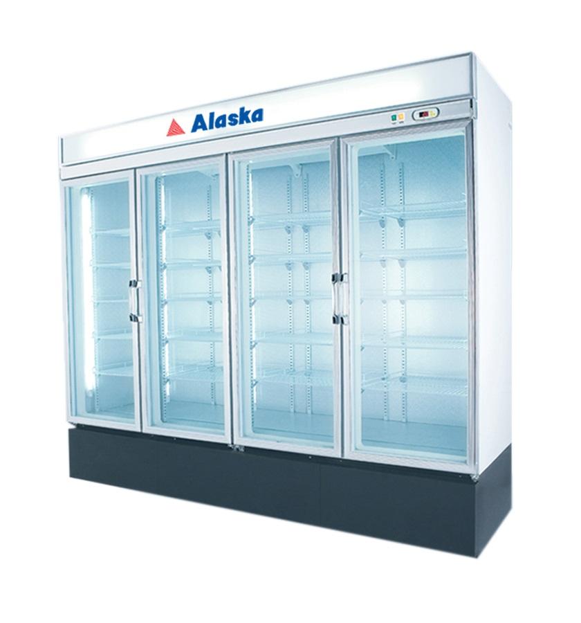 Tủ mát Alaska G2000-L4F