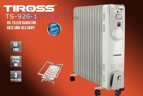 Lò sưởi dầu Tiross TS926-1