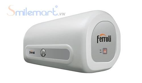 Bình nóng lạnh Ferroli QQSI 15L