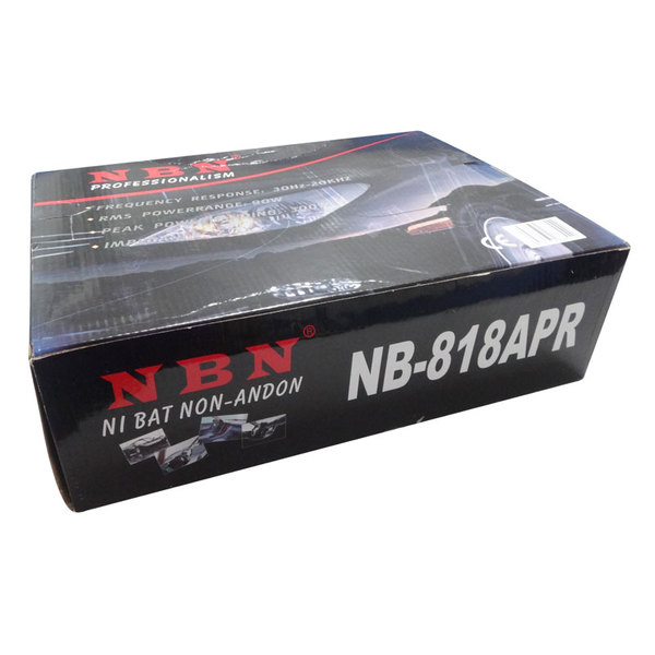 Siêu trầm subwoofer NBN 818 - 868  8 in A12_011