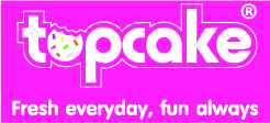 Topcake - Fresh Everyday. Fun Always