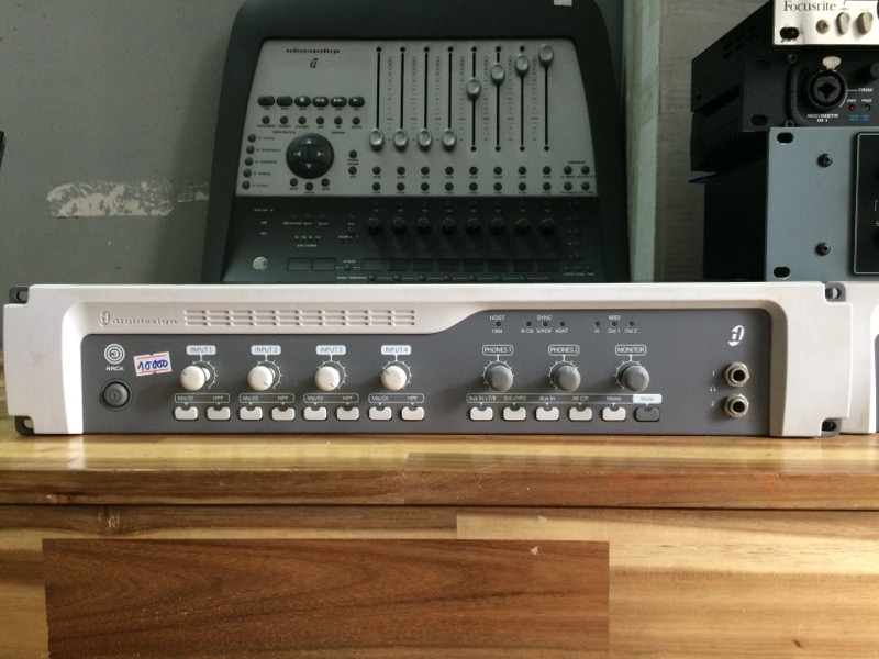 Sound card thu âm Digidesign 003