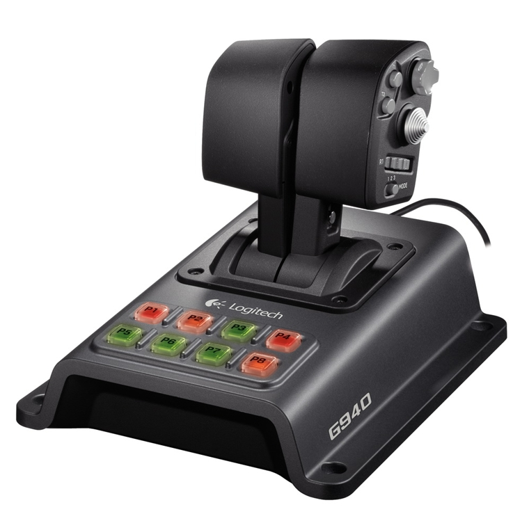 Joystick Logitech Flight System G940