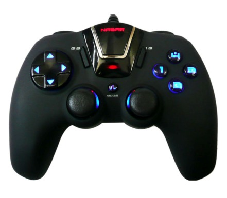 Gamepad Nazar V61 for PC, PS3