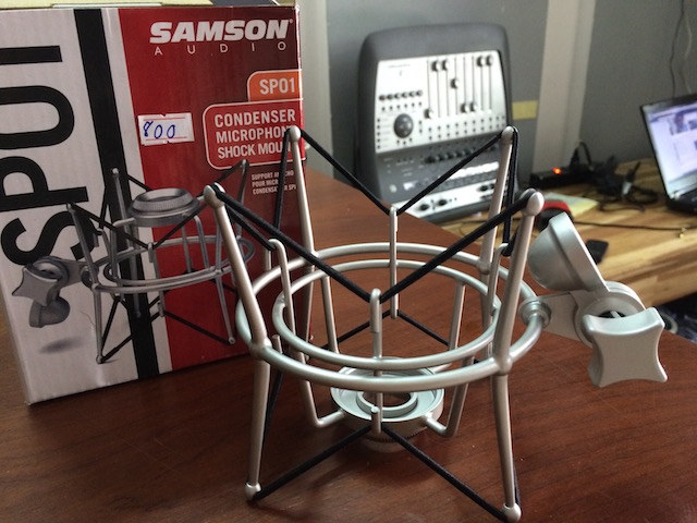 Shockmount SAMSON SP 01