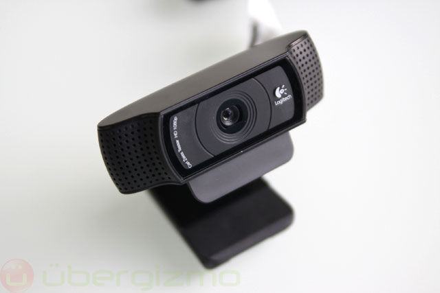 Webcam Logitech HD Pro Webcam C920