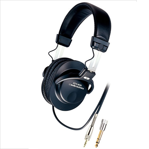 Headphone kiểm âm AudioTechnica ATH-M30