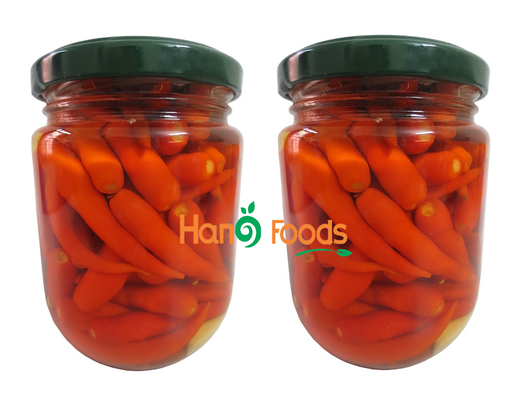Pickled Hot Chili