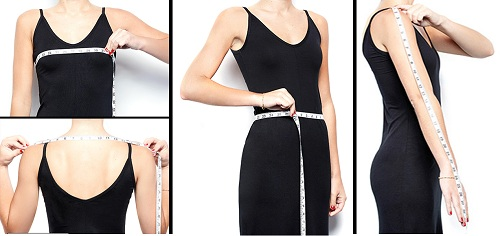 Cách đo size quần áo cơ bản