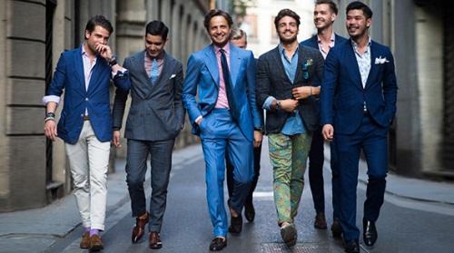 Cách quý ông mặc đồ đẹp
