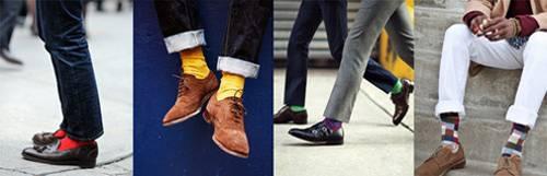 Thời trang giày nam chuẩn