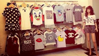 Nhà cung cấp quần áo online