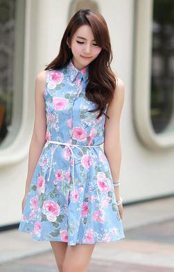 Quần áo giá sỉ thời trang mùa hè tươi mát