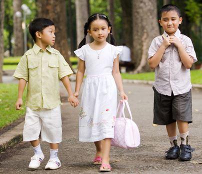 Quần áo giá sỉ thời trang TPHCM cho các bé