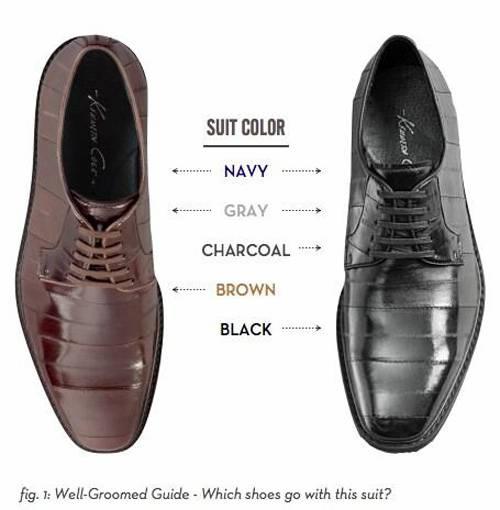Giày nam thời trang đẹp