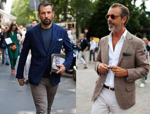 thời trang nam lịch lãm