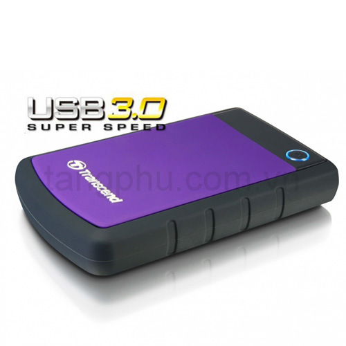 HDD 1TB Transcend 25H3 + Box 2.5