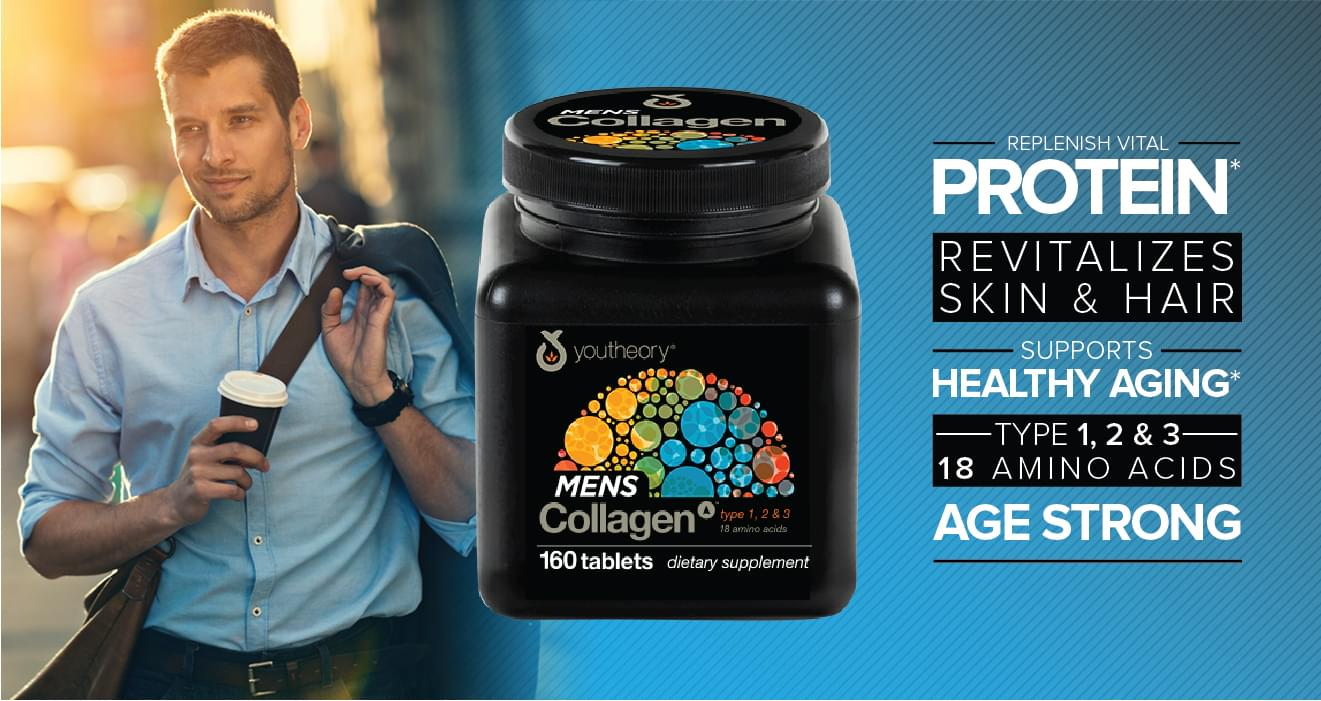 COLLAGEN DÀNH CHO NAM YOUTHEORY _MIFASHOP