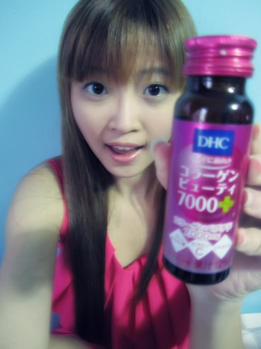 Collagen DHC 70000 Nhật